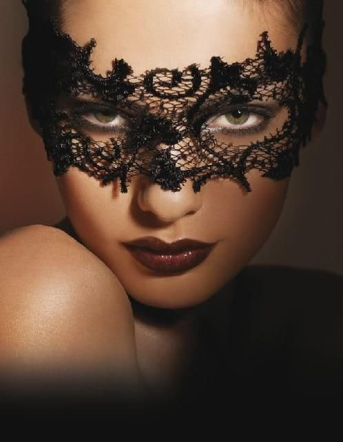 I have become obsessed with masks! Where's the ball??