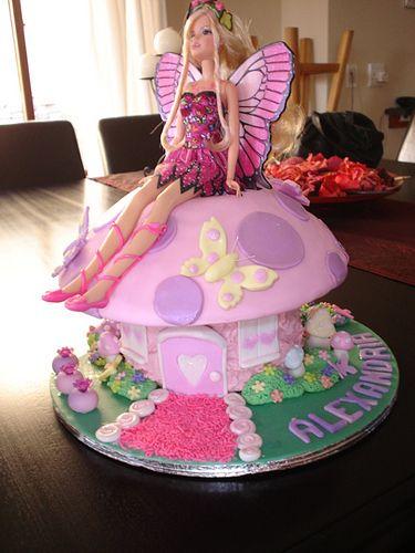 Girls+Birthday+Cake+Ideas | Make your own Barbie Birthday Cakes | BIRTHDAY CAKE | BIRTHDAY CAKES