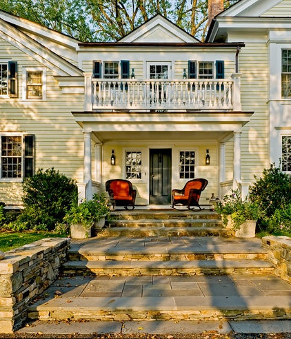 Best Front Porch Wovwn Chairs Porch Steps Traditional 400 x 300