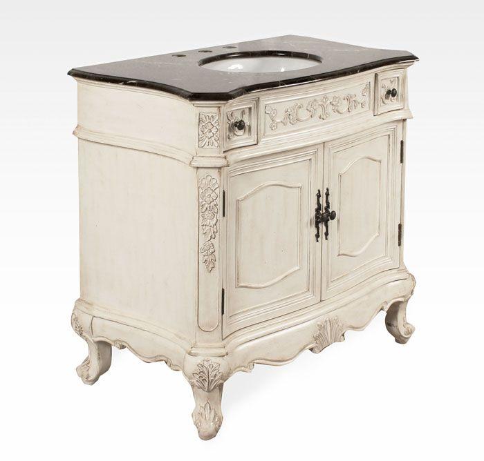 36 inch Antique Bathroom Vanity BX82489336AW