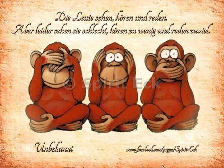 Die Drei Affen