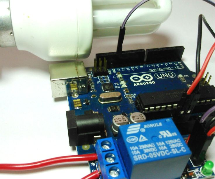Hello everyone, In this instructable we will be using Arduino And Relay module to control home appliances.This instructable covers: Basics of Relays. Connecting Relays with Arduino. Controlling AC appliances using Relays.How it works: The relay uses an electromagnet to mechanically switch electric appliances. A relay can be operated by a relatively small electric current that can turn on or off a much larger electric current. Using relays is safe as there is no any physical contact between…
