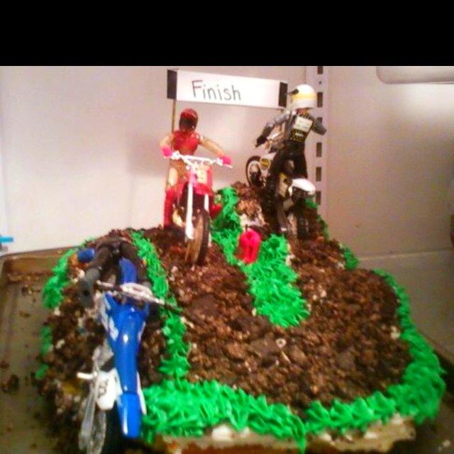 Birthday Cake Of My Son