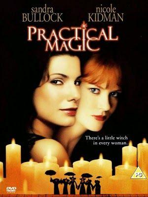 Totalna magia (Practical Magic) DVD  There's a little witch in every woman.  #Totalnamagia, #PracticalMagic, #SandraBullock, #NicoleKidman, #DVD