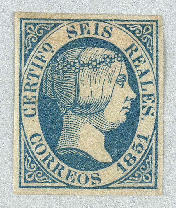 Isabel II -  1851