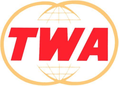 TWA Logo - Trans World Airlines