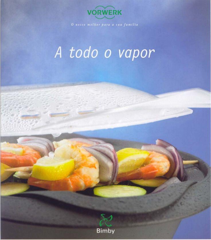 Livro Bimby - A todo o vapor
