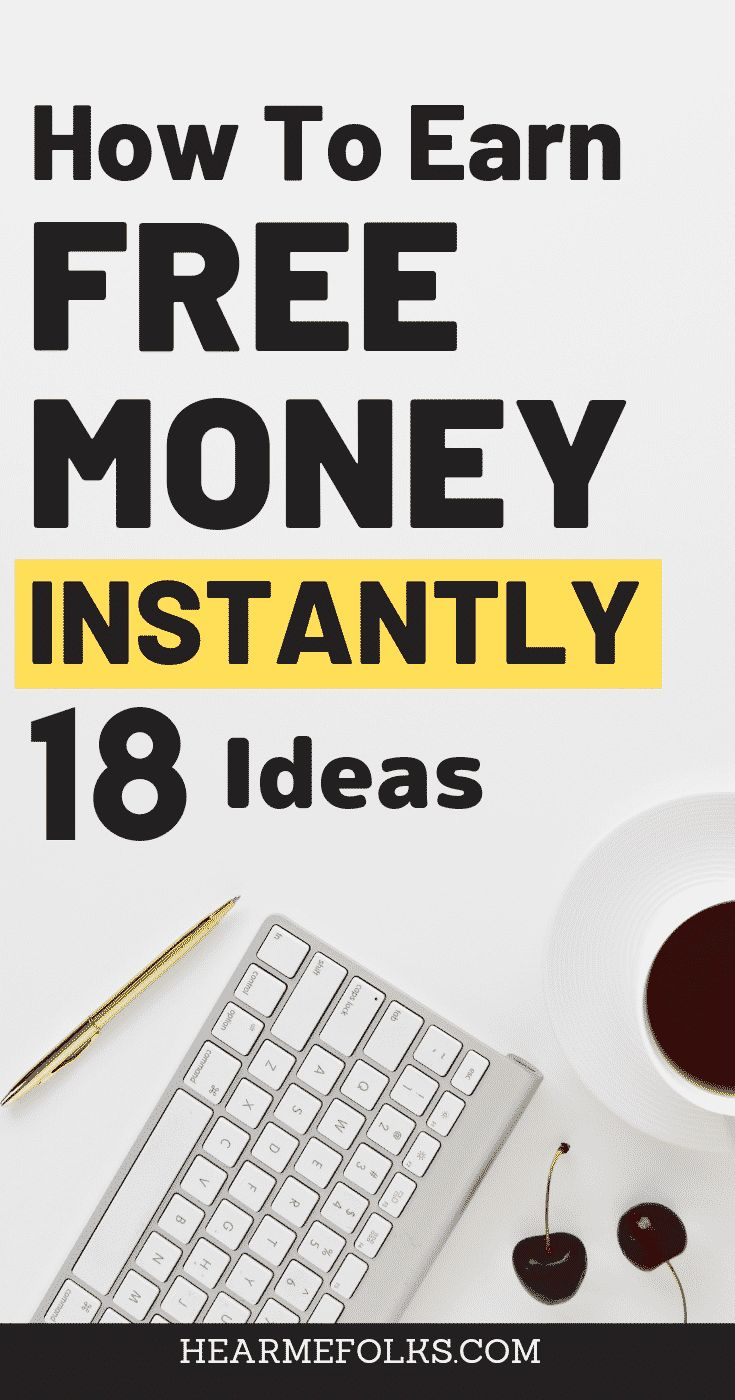 18 Unfamiliar Ways to Earn Free PayPal Money in 2019 – Hear Me Folks || Work from Home Jobs + Passive Income Side Hustle Ideas | Blogging +YouTube Tips