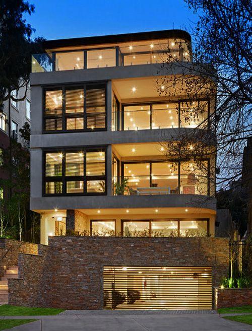 Architektur, moderne Architektur