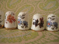 Vintage Thimbles by Tilted Tulip, via Flickr