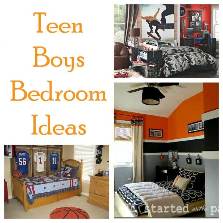 12 Year Old Boys Bedroom Ideas With Wooden Bed And Storage