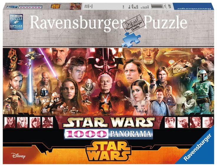 Le leggende di Guerre stellari | Puzzle | Novità | Prodotti | IT | ravensburger.com