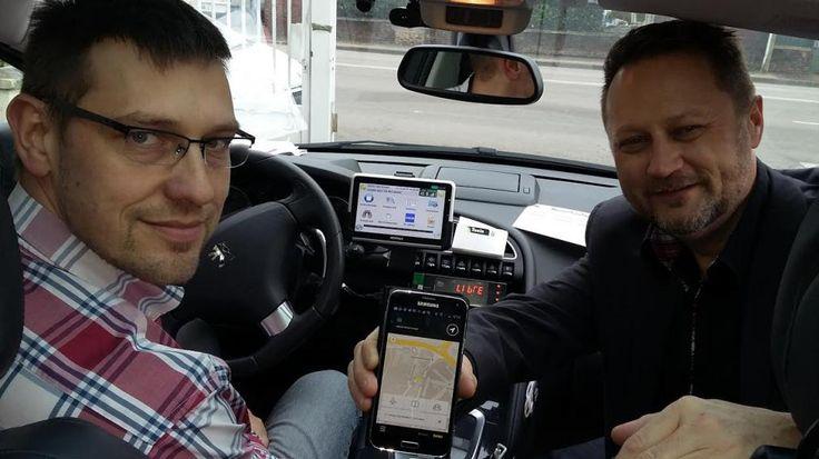 Épinglé par Taxis Jaunes Rouen Metropole sur Application