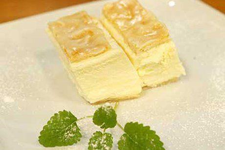 Mit diesem Rezept gelingt Ihnen eine köstliche Cremeschnitte, die mit wenig Aufwand zubereitet wird.