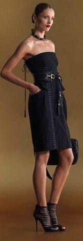 Gucci - black dress
