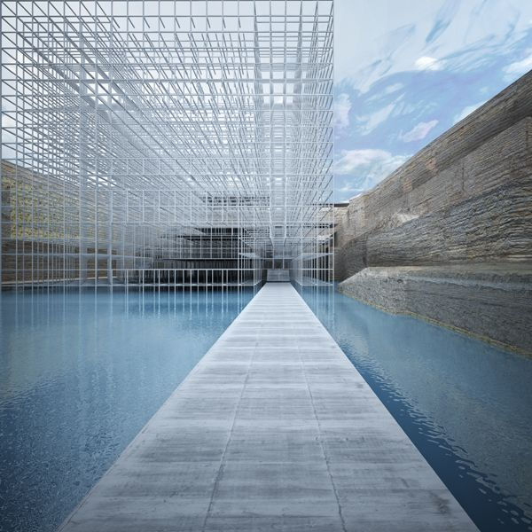 GM Architects Cut Through Beirut Multicultural History at 2014 Venice Biennale