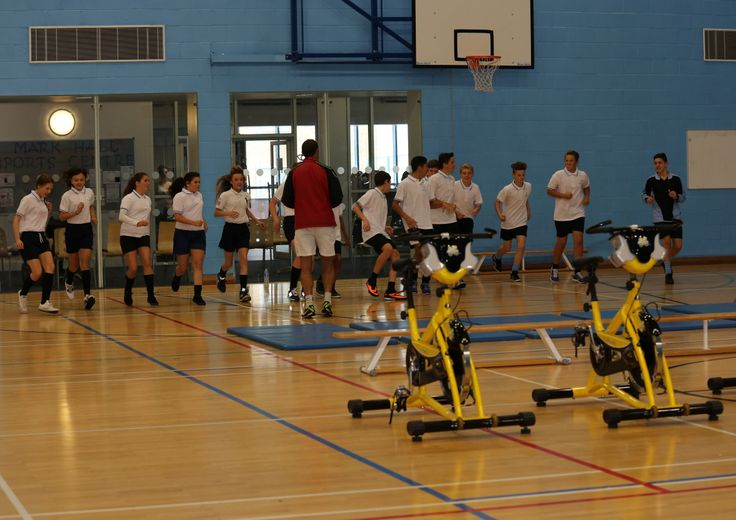 Sport at Mark Hall Academy