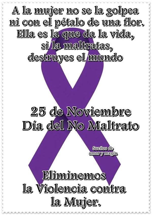 25 De Noviembre Día Del No Maltrato Eliminemos La Violencia Contra La Mujer Underarmor Logo Beautiful Pictures Calm Artwork