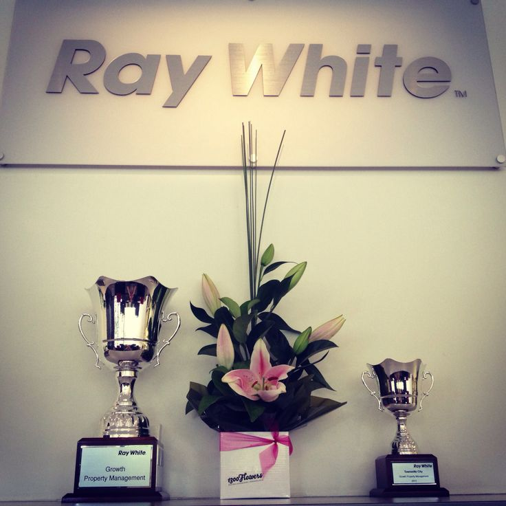 Ray White Townsville City's Property Management Growth awards!
