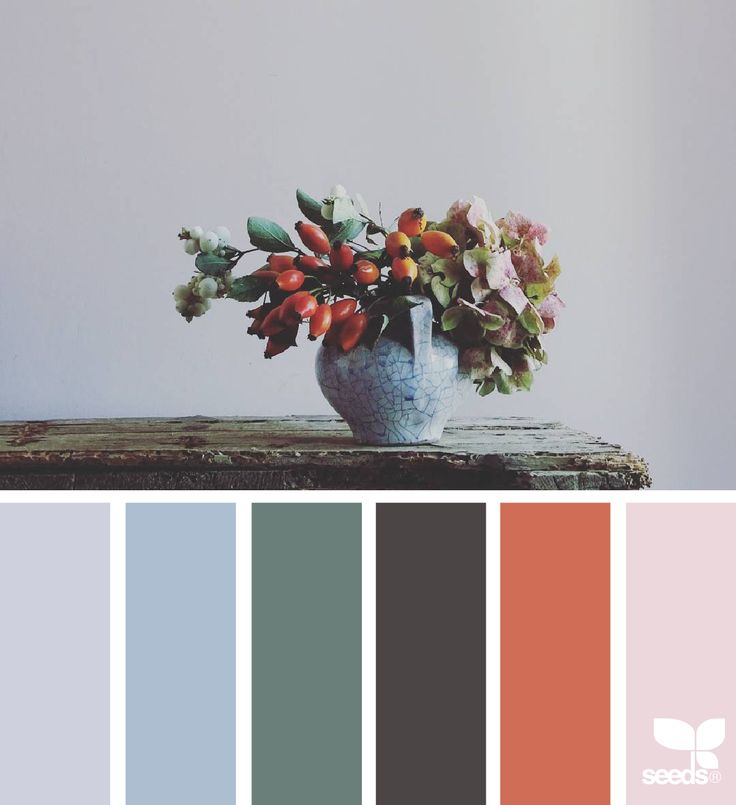 Foraged Hues - https://www.design-seeds.com/slow-lifestyle/rustic/foraged-hues-12