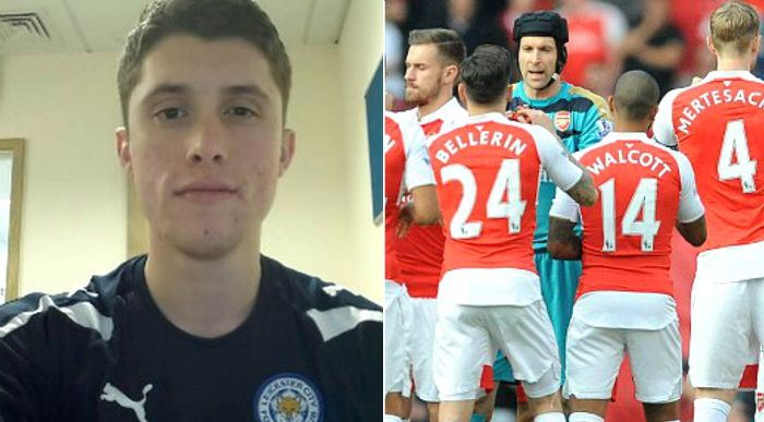 Arsenal transfer news: Leicester City scout Ben Wrigglesworth...: Arsenal transfer news: Leicester City… #PremierLeague #EPL #LeicesterCity