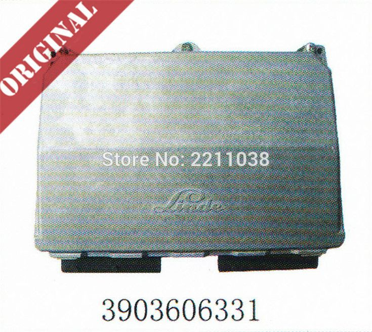 Stunning Linde forklift part electronic control unit controller electric truck new original service spare part