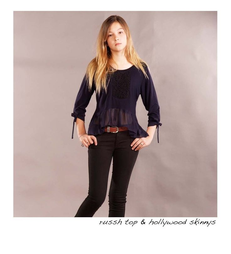 Skinny jeans sale on Zaini Bambini