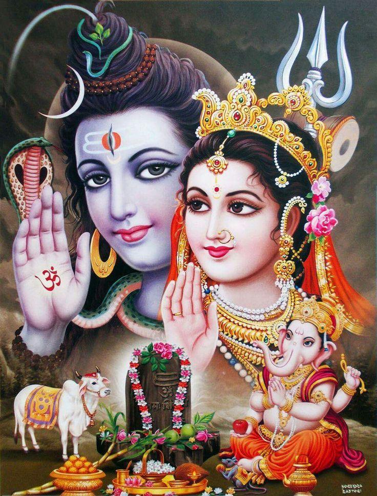 Radhikas Introduction to Hindu Gods