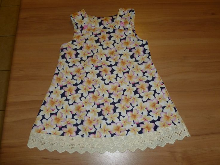 Frangipani Dress