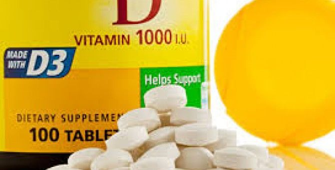 Vitamin D is a long term Investment