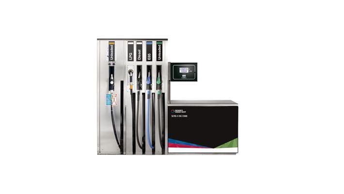 SK700 CNG II Gilbarco Veeder - Root un Alternatif Yakıtlar parçası SK700 - II CNG yüksek güvenlik , güvenilirlik ve performans taleplerini karşılamak üzere tasarlanmıştır. DAHA FAZLA BİLGİ İÇİN: http://www.torapetrol.com/urunkategori/sk700-ii-cng