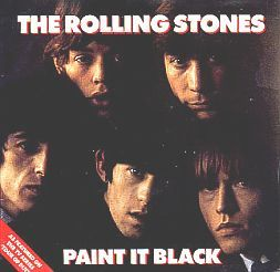 17 images about the rolling stones on pinterest happy for The rolling stones paint it black