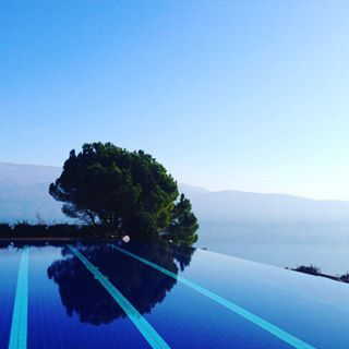 Thank you #lefayresort for a much needed hot soak!