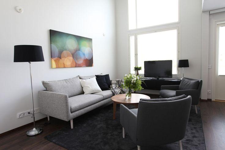 Tilava 175 m² vuokra-asunto Espoon Suurpellossa