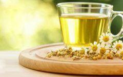 Chá de Camomila Para Tratar Afta【Receita Completa】