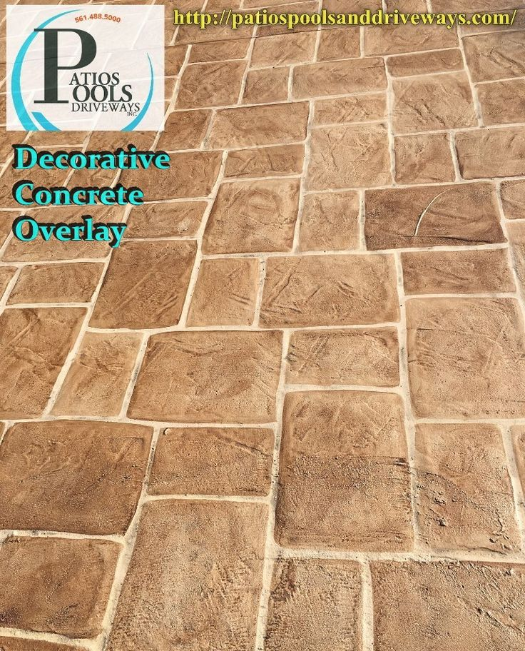 overlay aged decorative maryland new sykesville stamped decor concrete