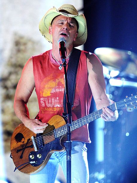 Welcome to the Fishbowl, Kenny Chesney