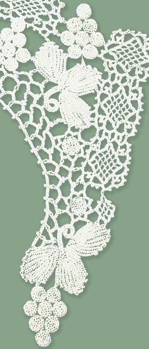Crochet Lace Workshop  Learn to make the same delicate types of hand-crocheted lace you've seen at Old World Wisconsin. You'll be taught to read both modern and 19th-century patterns as well as how to reproduce an existing piece of lace by sight.