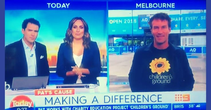 Pat Cash slams Australia's treatment of Aboriginal people on National Television