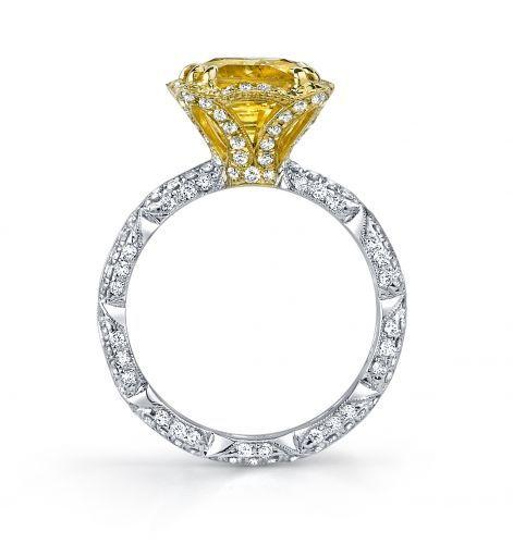 Ring by Katharine James, Engagment ring, diamond ring, wedding, marriage, bride, fiancee, gorgeous ring