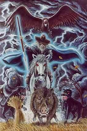 Wotan  - Wild Hunt