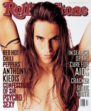 Anthony Kedis on the April 7, 1994 cover of Rolling Stone. #longreads