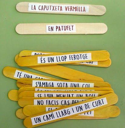 TresQuatreiCinc: EMBOLIC DE CONTES! Lectura comprensiva a P5