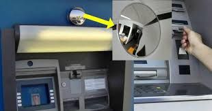 ATM or Cash machine, we are all aware of this thing and its use. You might be knowing everything about the utilization of the machine and how it works, but did you ever wonder about this convex mirror that is placed around your ATM? No?   First ATM was installed in?        It was installed in Enfield Town, North London in the year 1967.    Let's start with a fact!  ATM is also known as Automated Teller Machine, and there are more than 3 million cash machines installed worldwide.    Ever…