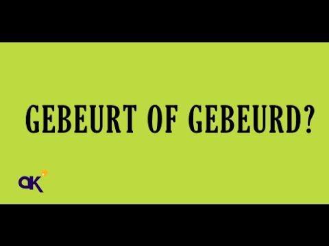 17 Uitlegfilmpjes over spellingregels door Arnoud Kuijpers, docent Nederlands « Vanaf de Zijlijn...