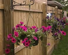 How To Decorate A Fence - Bing Images