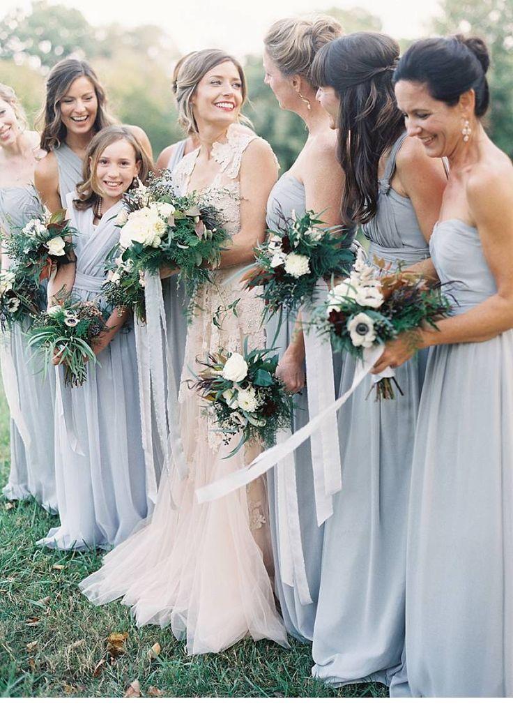 Kimberly und Justin, elegante Gartenhochzeit von Jessica Lorren Photography - Hochzeitsguide