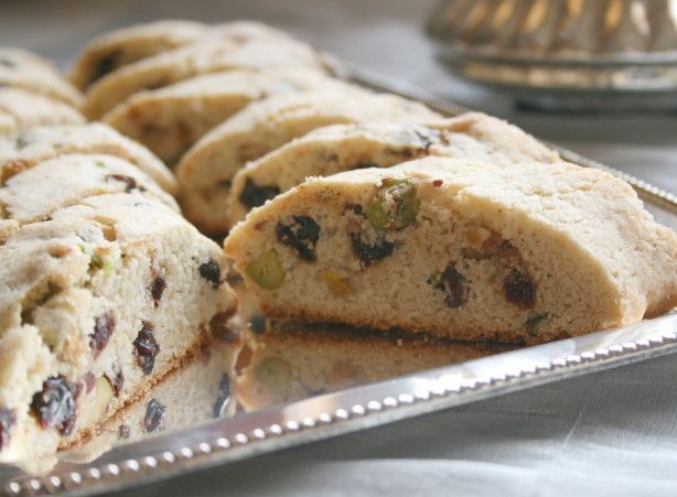 91 best Recipes - Biscotti images on Pinterest | Italian cookies ...