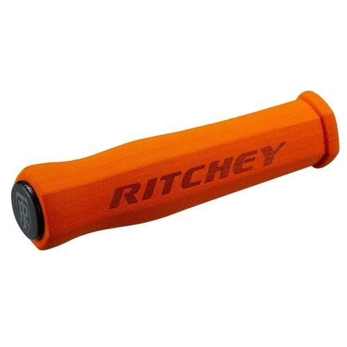 Ritchey WCS TrueGrip Ergo MTB Foam Handlebar Grip - Orange
