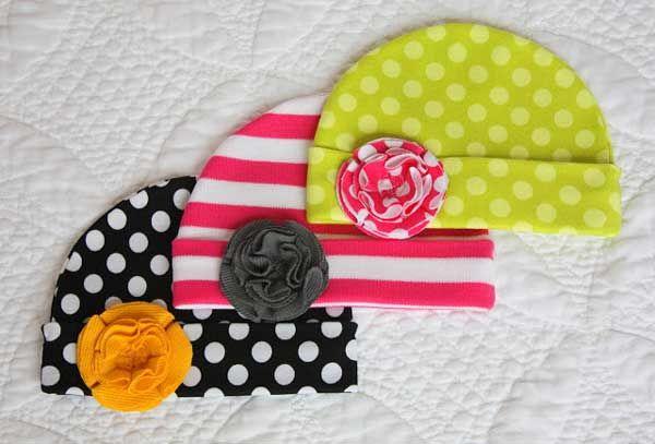 Bayanlar için rengarenk mevsimlik şapka dikiş tekniği